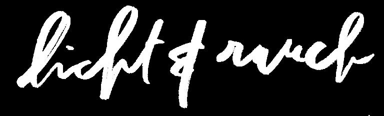 licht&rauch logo weiß